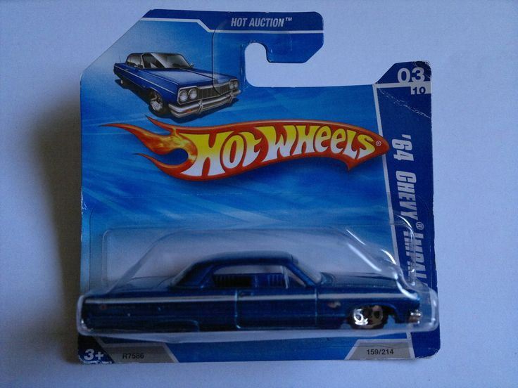 2010 - CHEVROLET Impala ´1964 (Hot Wheels)