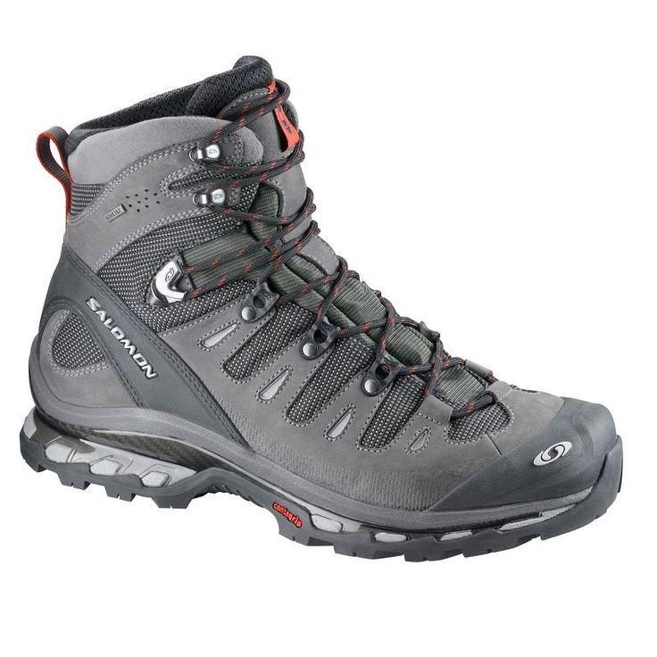 Chaussures randonnée homme Quest 4D GTX SALOMON prix promo Decathlon 153.00 € TTC