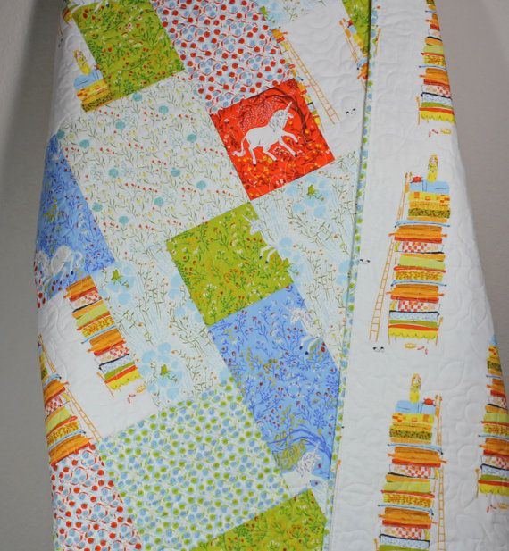 78 Best Modern Handmade Baby Quilts Images On Pinterest