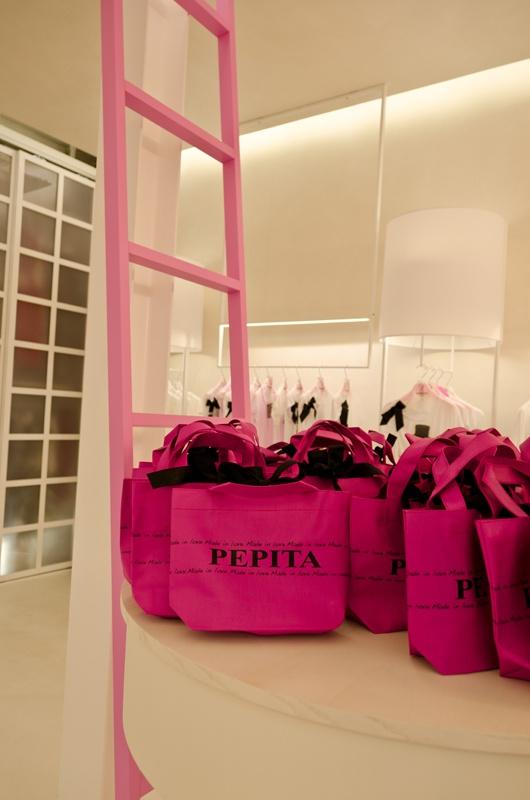 Pepita Store detail