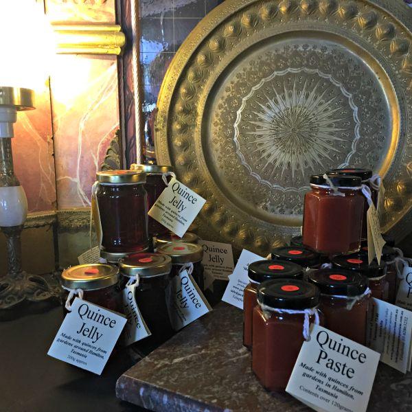 Jams & Conserves from Jackson's Emporium Cafe #Hamilton #Tasmania #Foodie Article and photo for think-tasmania.com