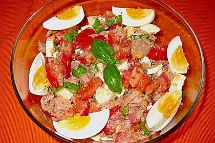Thunfisch - Salat italienische Art 2