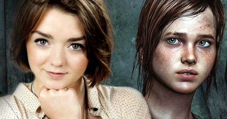 'Last of Us' Likely to Get 'Game of Thrones' Star Maisie Williams -- 17-year-old 'Game of Thrones' actress Maisie Williams says she'll play Ellie in 'Last Of Us', if they make the movie before she's too old. -- http://www.movieweb.com/last-of-us-movie-ellie-maisie-williams