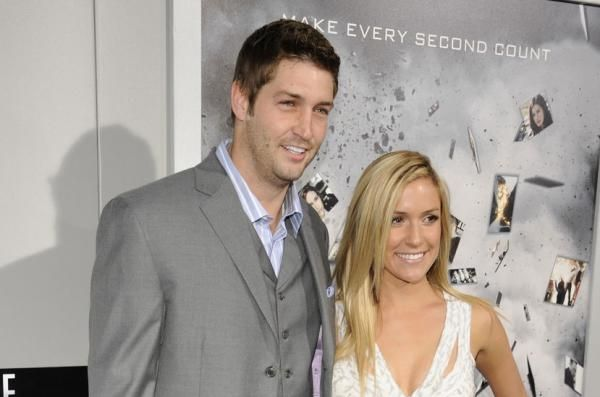 The only good thing about Cutler, his beautiful family.