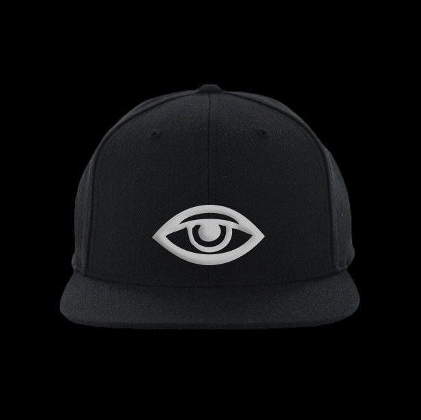 EYE OF LUCIFER   SNAPBACK HAT