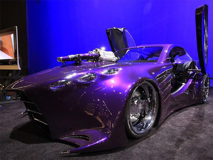 Custom & Exotic Cars