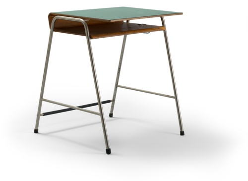 Arne Jacobsen. Munkegårds school desk. 1955