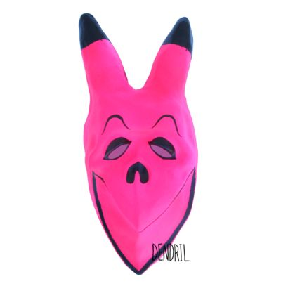 Pink Grin Mask from Dendril's Bazaar