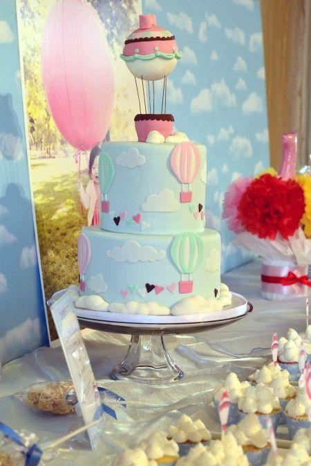 Allison's 1st B-Day Cake by LoveEmSweet