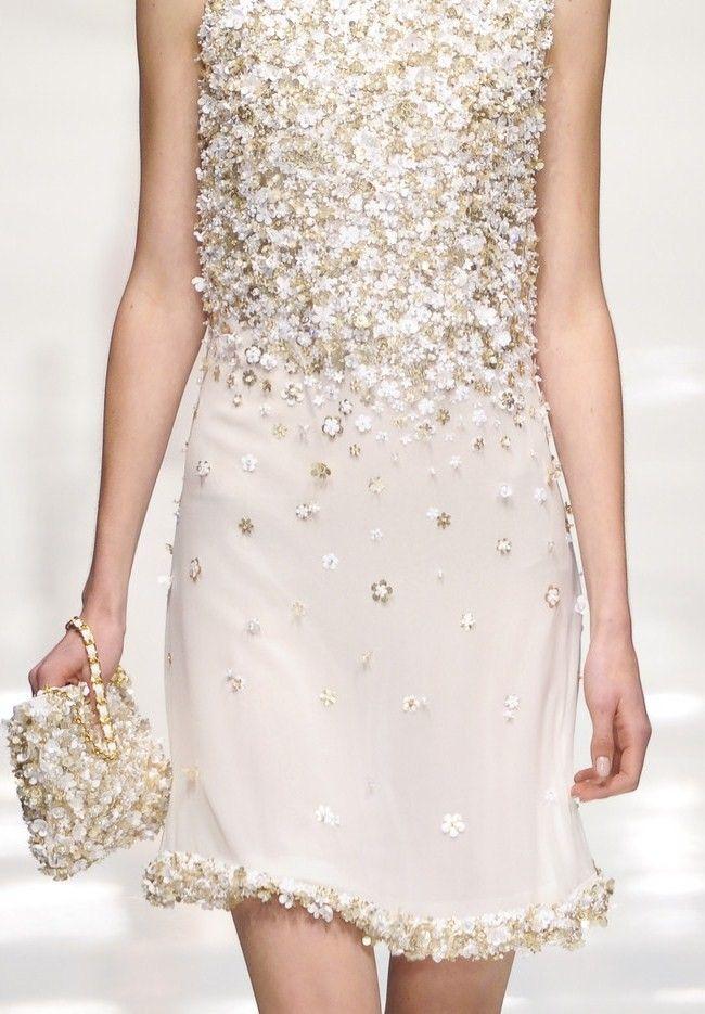 Shimmer encrusted #sparkle