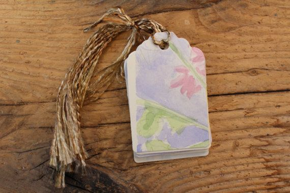 Check out this item in my Etsy shop https://www.etsy.com/ca/listing/268097872/flower-gift-tags-large-tags-watercolour