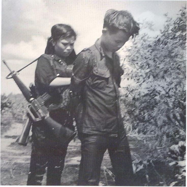 Viet Cong Women Soldiers