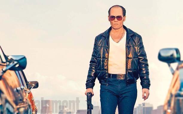 First Look: Johnny Depp as Whitey Bulger in 'Black Mass'   EW.com