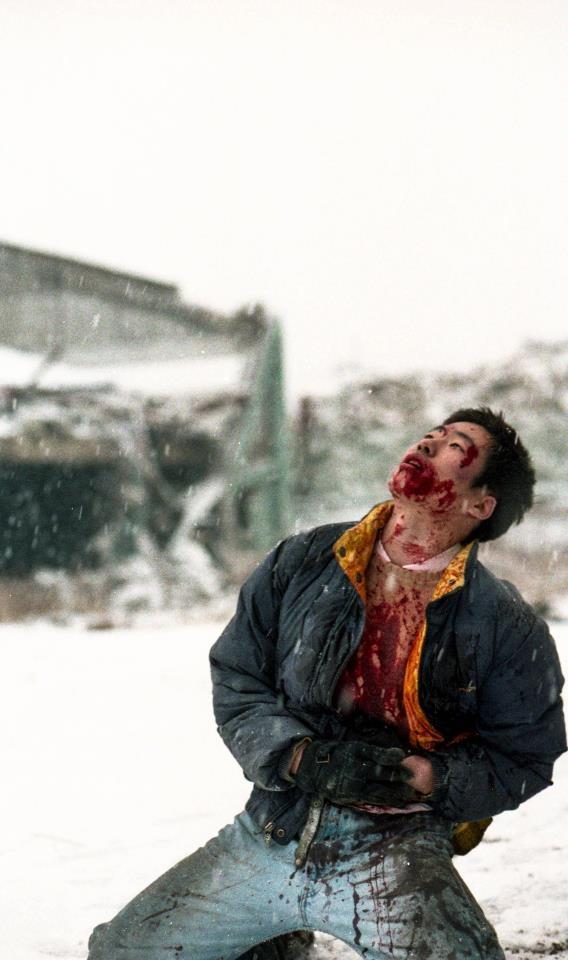 Action Die Bad, 2000, Korean Movie, Director Seung-Wan Ryoo