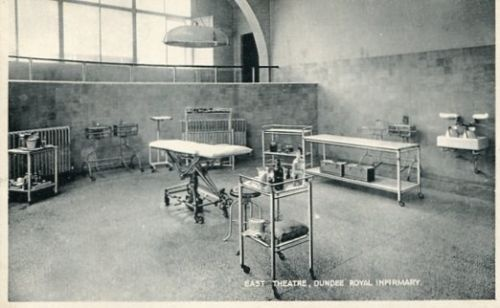 East Theatre (general surgical), Caird Block
