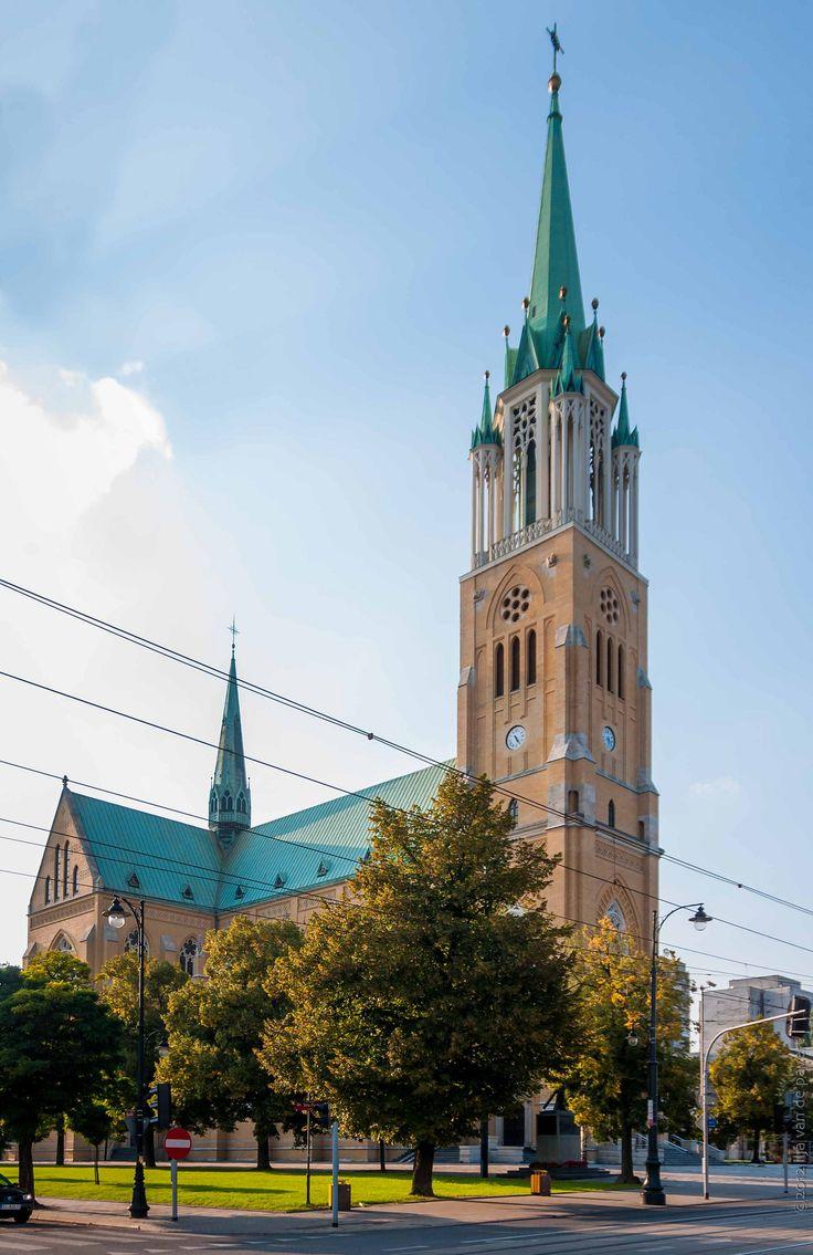Cathedral, Łódź, Poland