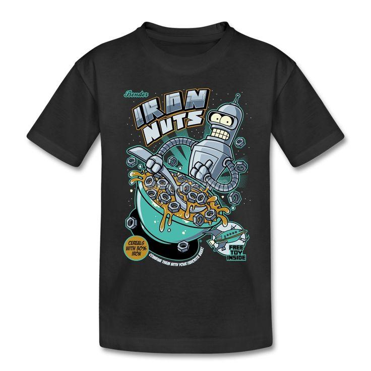 Futurama Bender Bending Rodriguez Tees Shirt 100% Cotton Bender T Shirt Baby Girl Japanese Anime Camisa //Price: $17.63 & FREE Shipping //     #hashtag2