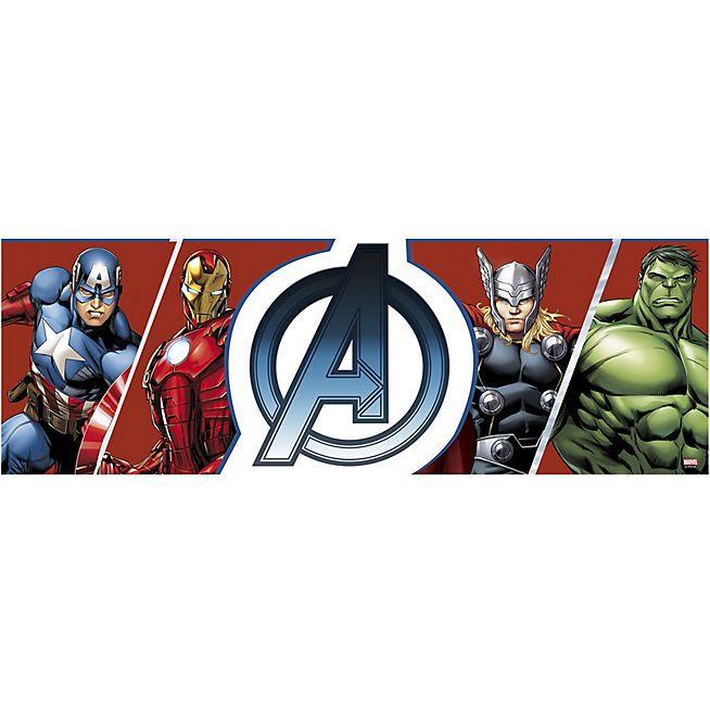 Avengers Toile imprimée décorative pour enfant 90x30cm
