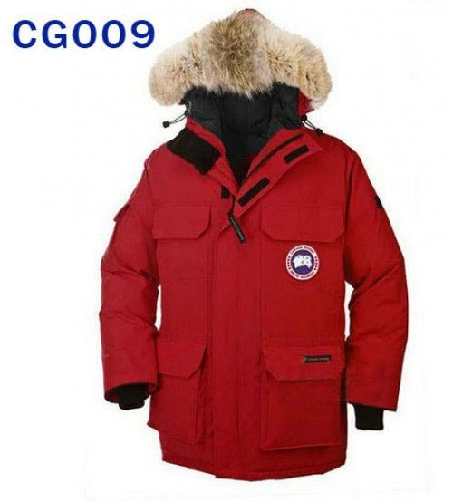 Discount Canada Goose Men's Down Jackets & Coats For Sale CG009 Red 3788 $389.00  http://www.winterselling.com/Discount-Canada-Goose-Mens-Down-Jackets-Coats-For-Sale-CG009-Red-3788.html