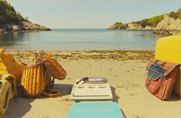 Moonrise Kingdom #vintage