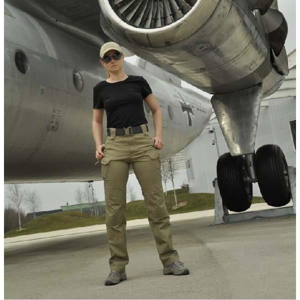Helikon Womens UTP Trousers Khaki Polycotton Ripstop