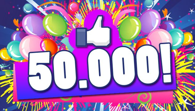 50k | 50k Likes on Facebook | Lords Of Football