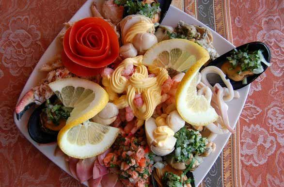 Gastronomia concon