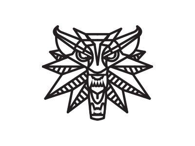 Witcher wolf