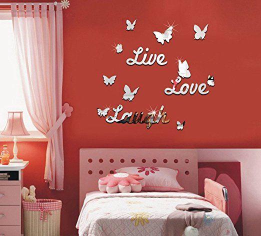 Oltre 25 fantastiche idee su decorazione della parete d 39 ufficio su pinterest - Pareti a specchio ...