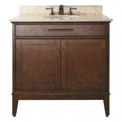 Bathroom vanity + new hardware