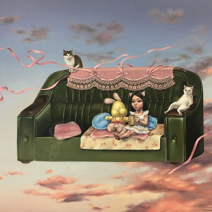 This one is still a #wip but I've just started a new one but I thought I should share this one but I had a big lunch so...  Happy Wednesday everyone!  #foodcoma #magiccouch #feelingnostalgic #mylilfriends #skyobsession