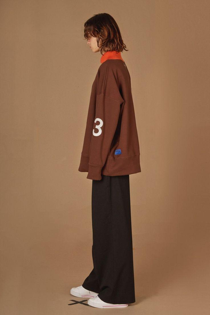 ADERerror FW14/15 Sweatshirts