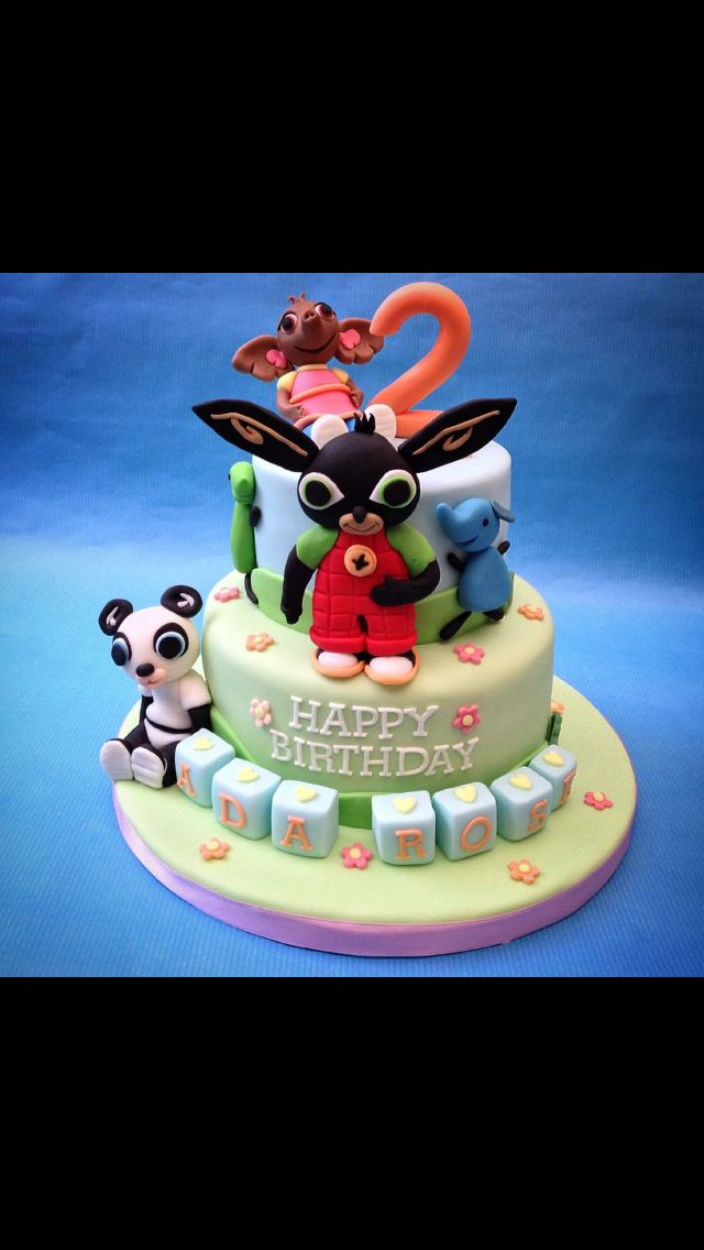 13 Best Images About Bing Cake On Pinterest Crafts