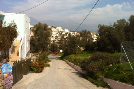 Check out this awesome listing on Airbnb: Apartment in Crete 1, cozy - Apartments for Rent in Kamilari