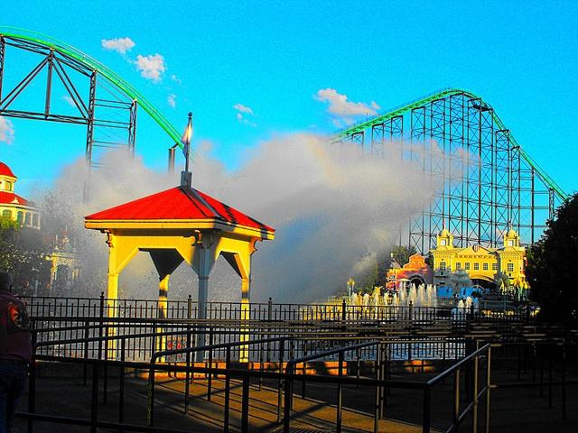 Kennywood : Pittsburgh's Amusement park