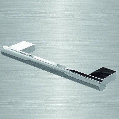 Barre d'appui - Velena Static - Lisse - Droite - L 30 cm - Chromé