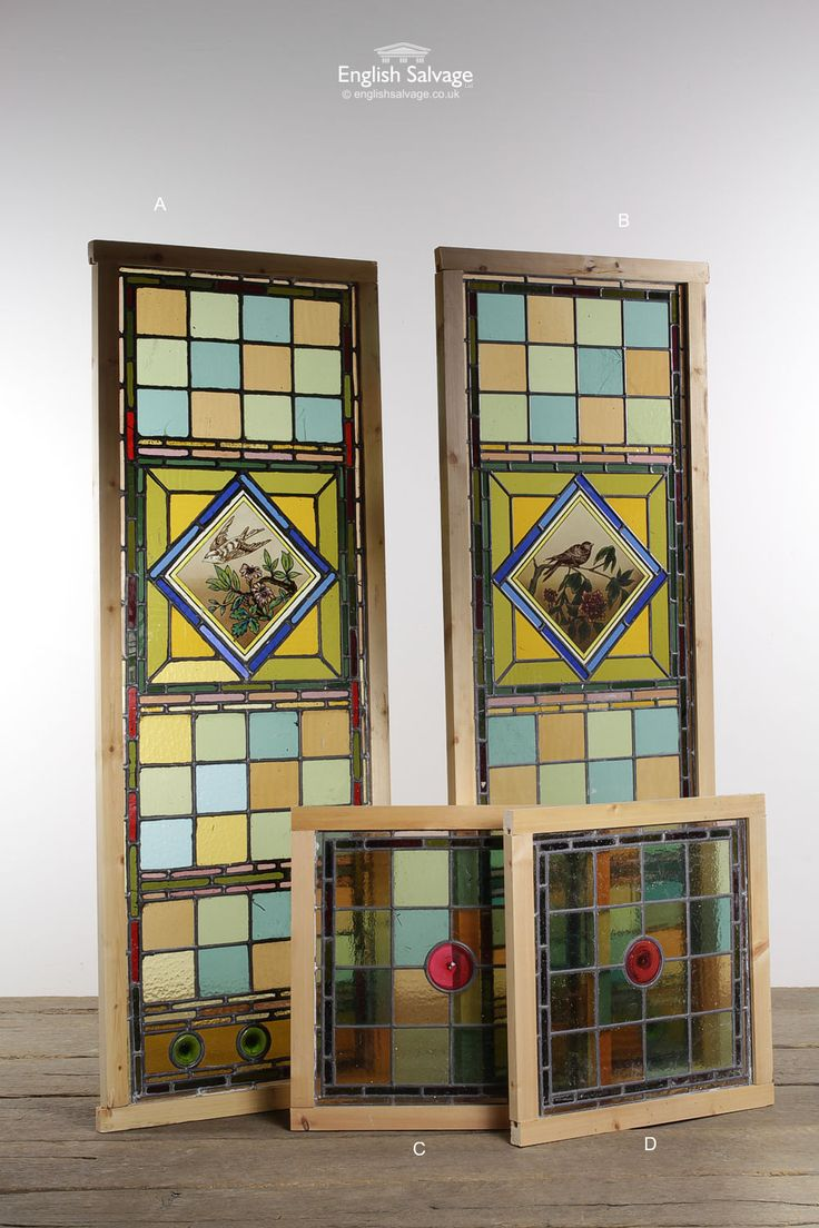 Stained Glass Leaded Panels. #englishsalvage #interiors #interiorideas #homerenovation #finditstyleit #homestyle #interiorarchitecture #decor #designer #vintage #antique #reclamation #available #props #filmprops #productiondesigner #setdesigner #forsale #unique #rare #architecturalresource #accessories #stainedglass info@englishsalvage.co.uk