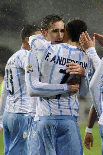 Klose + Felipe Anderson