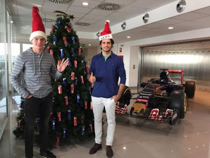 Merry Christmas from @ToroRosso