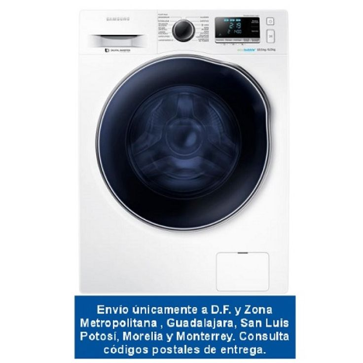 Lavasecadora Samsung 10.5 Kg Crystalblue | Hogar | Best Buy México