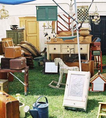 Flea Markets across the US - Country Woman Magazine | Love the Country