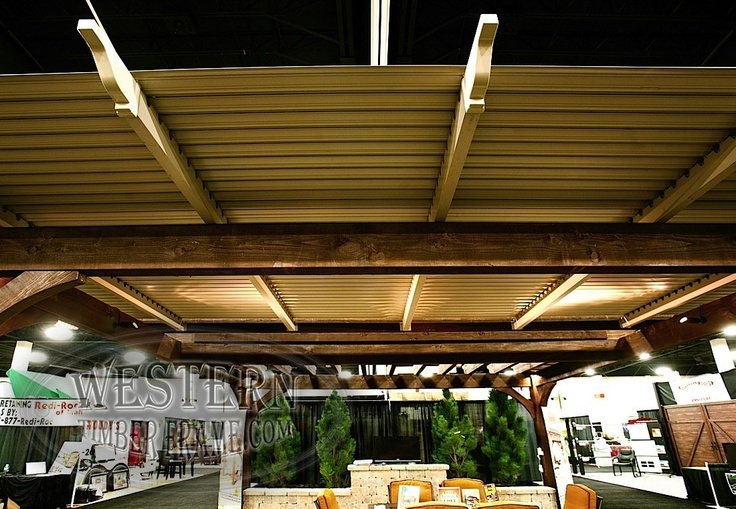 1000 Images About Louvered Roofs On Pinterest Night