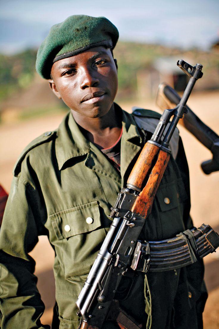 children at war child soldiers essay