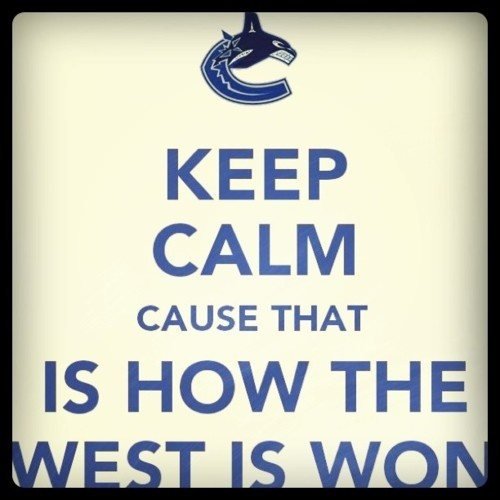 Canucks <3