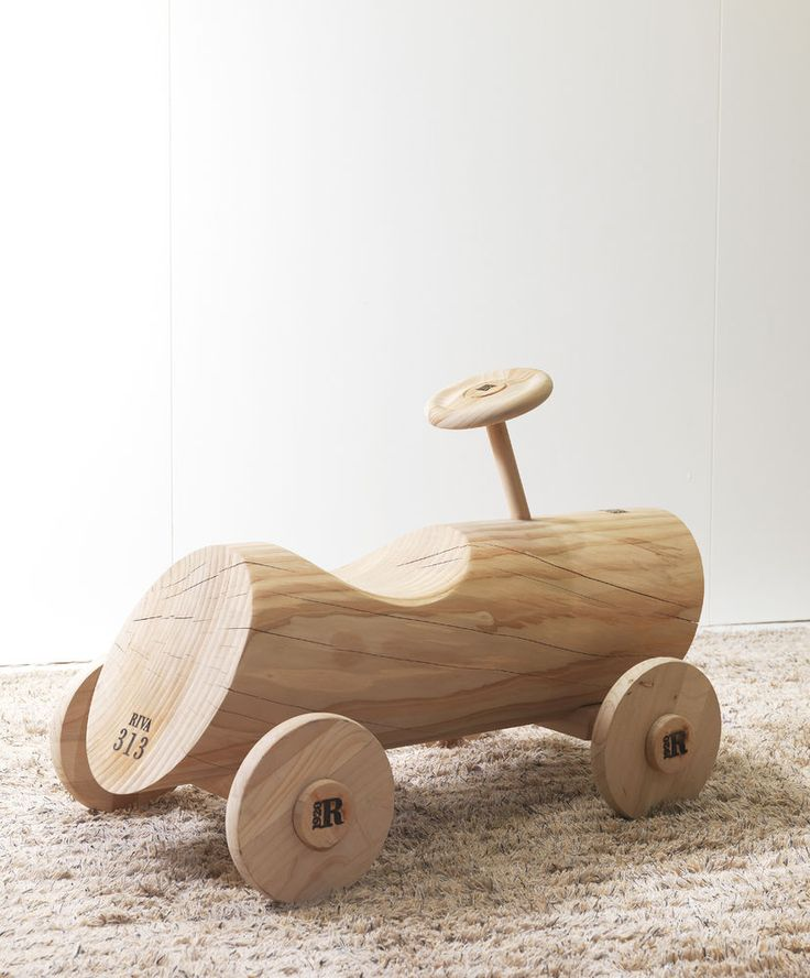 + #kids #wooden_car