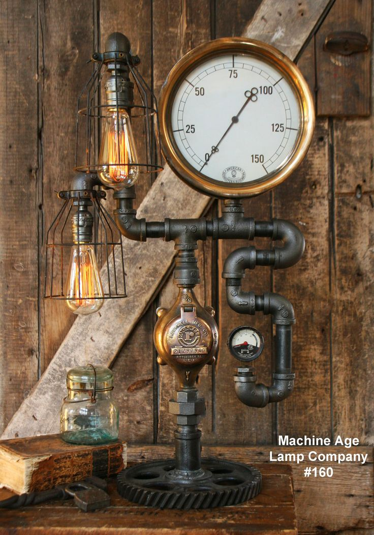 Great Lamp By Machine Age Lamp Company
