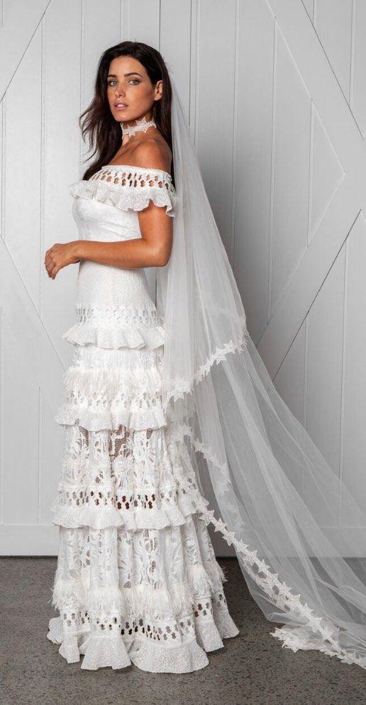 9a221277a73 Courtesy of Grace Loves Lace Wedding Dresses  www.graceloveslace.com.au