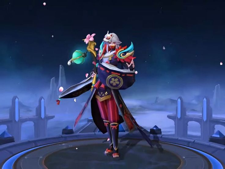 "Luo Yi's first Elite skin ""Tenko"" is coming soon. Has ..."