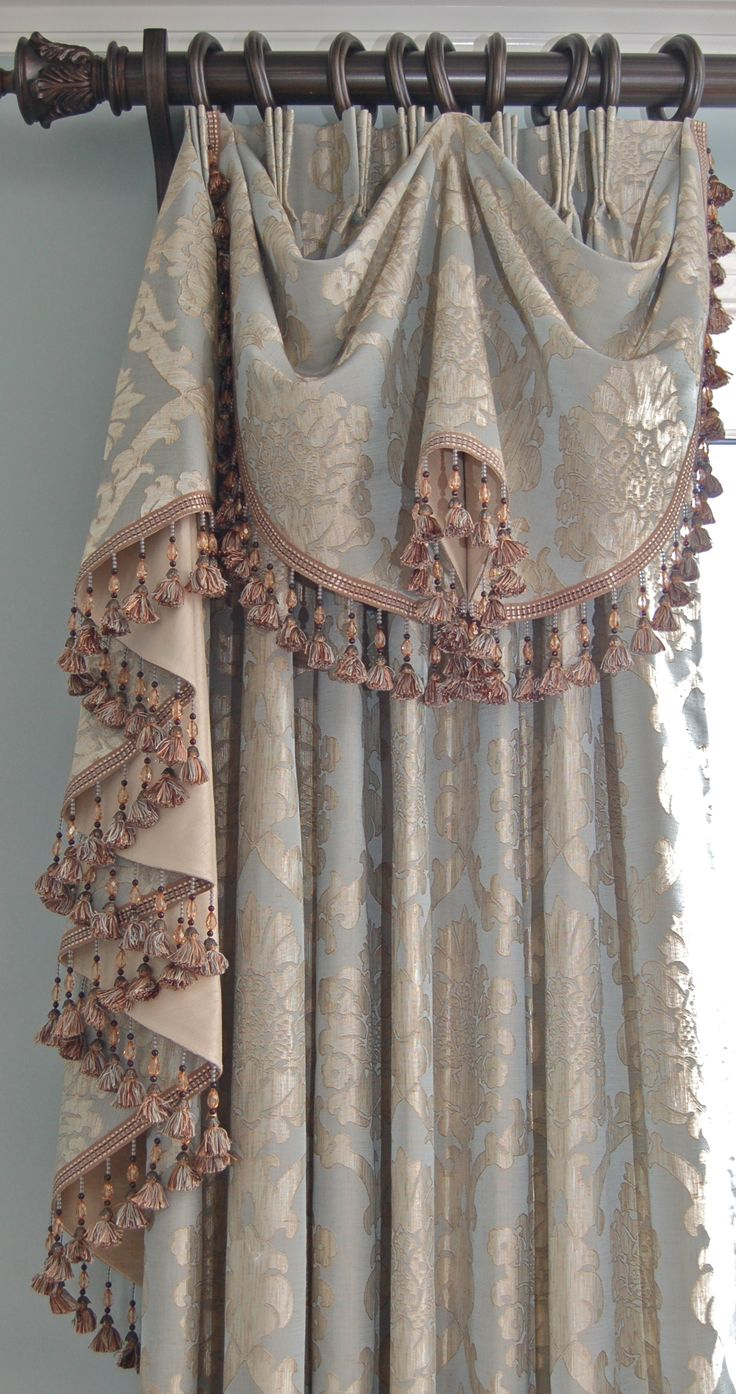 Peach curtains drapes - Find This Pin And More On Curtains And Drapes