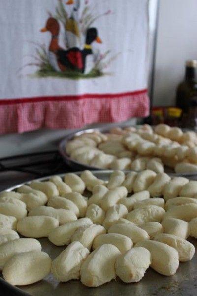 Aprenda a fazer biscoito de polvilho sem leite